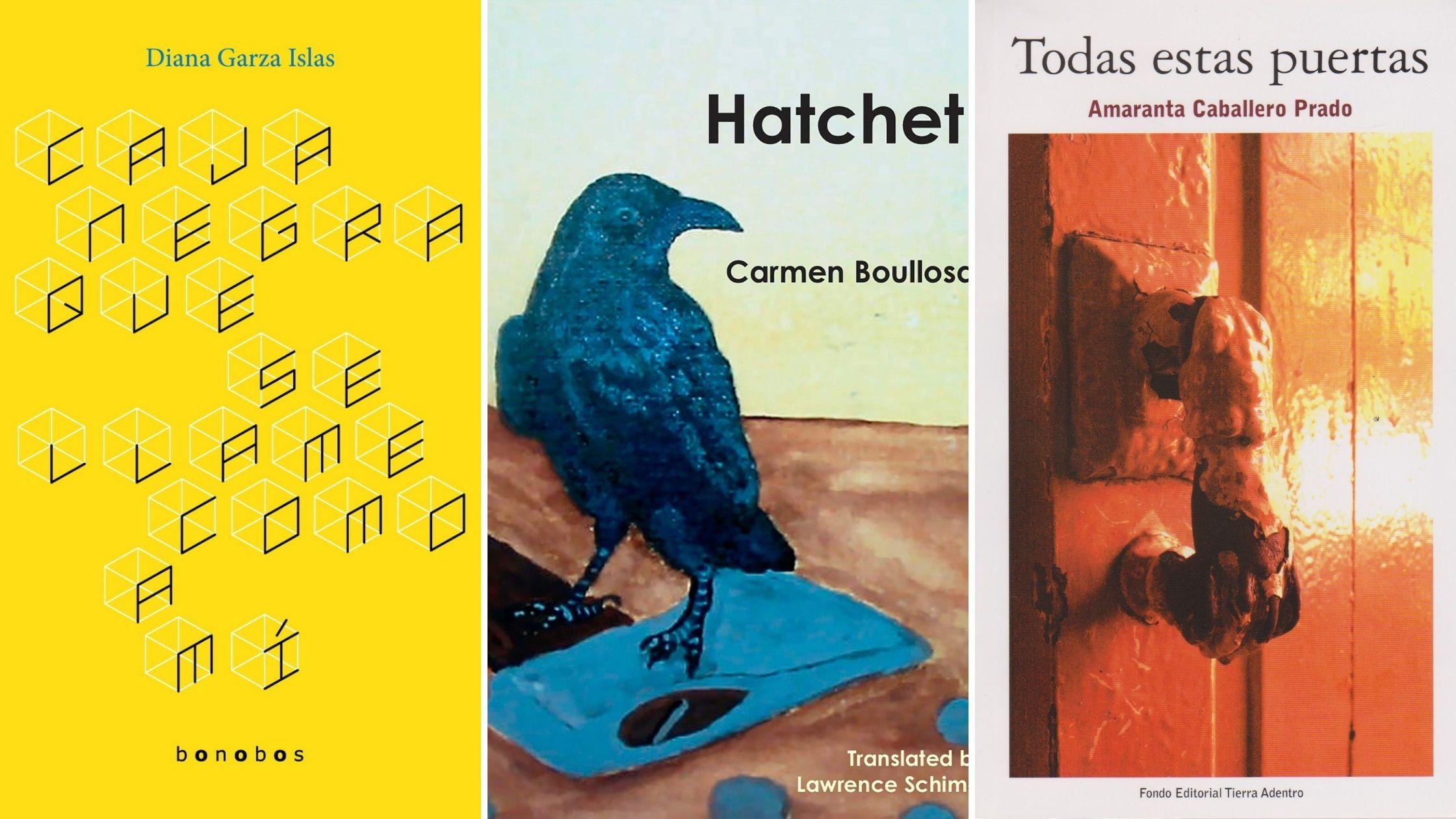 Covers: Hatchet, Caja negra, Todas estas puertas