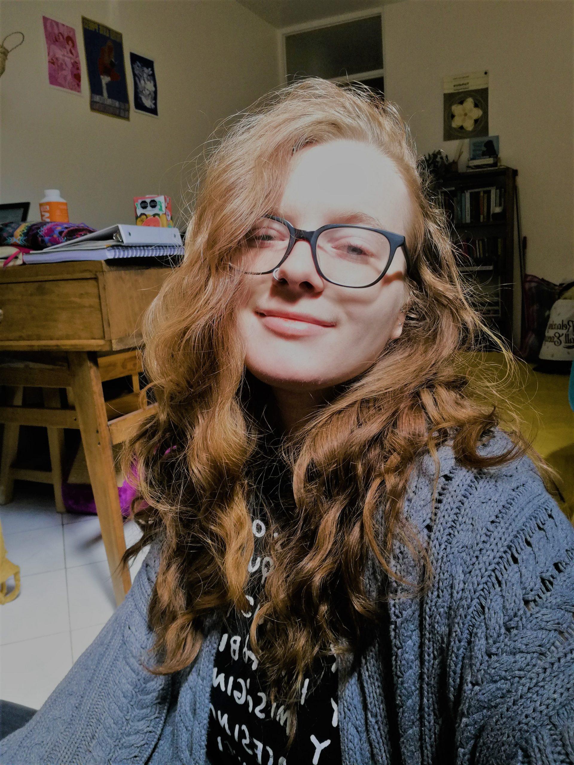 Hi! I'm Lauren
